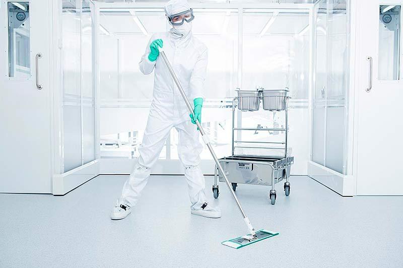 servicio limpieza para centros sanitarios