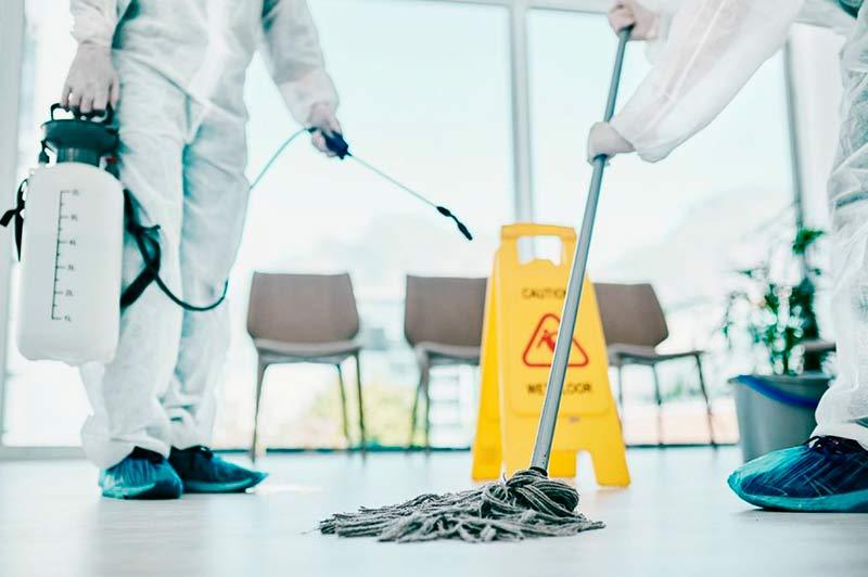 servicio limpieza todo tipo edificios