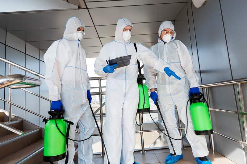 servicio limpieza y desinfeccion en madrid